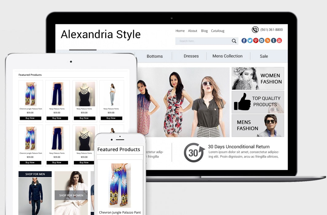 Shopify to eBay Integration for one of the Leading Clothing Brand of USA-min