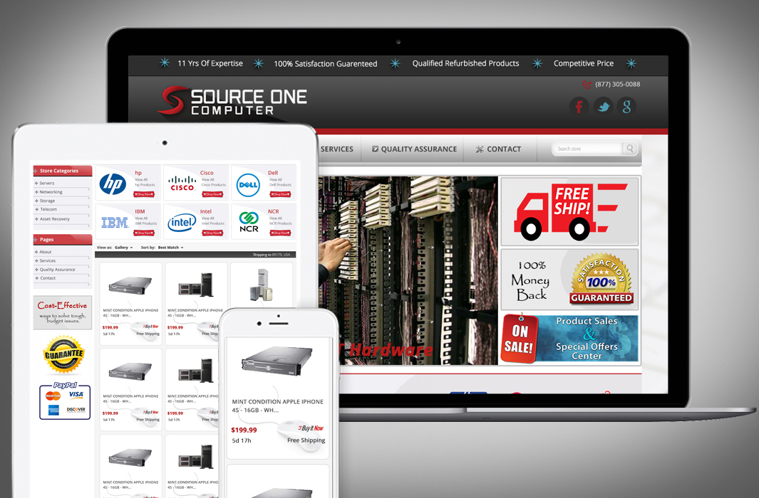 source one computer