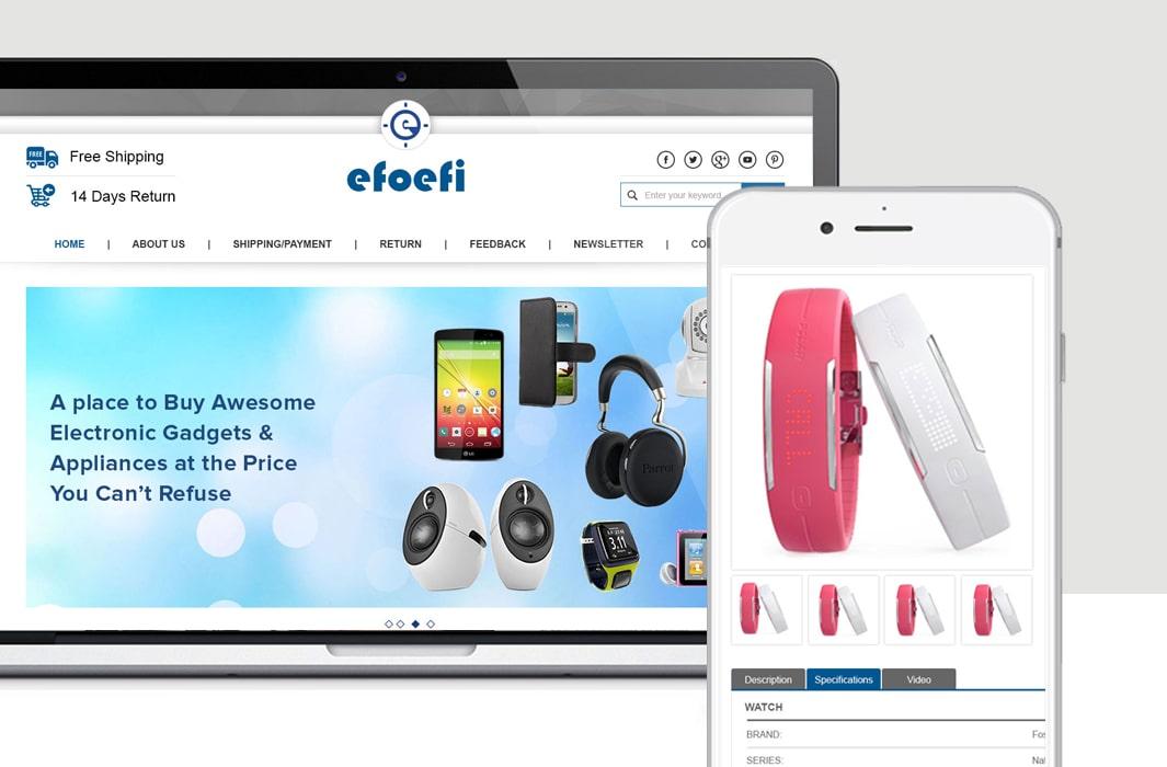 Custom eBay Shop, Listing Template and inkFrog Integration-min