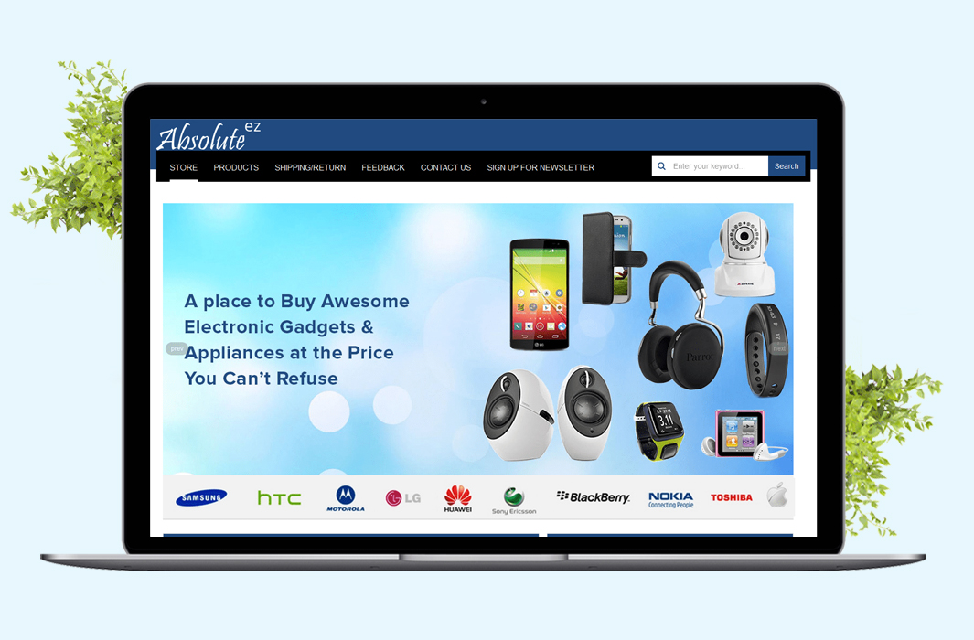 Electronic Gadgets Supplier