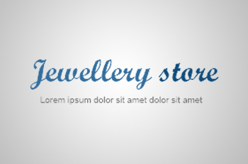 eBay Store and Product Listing Template for Top Rated Jewelry Seller