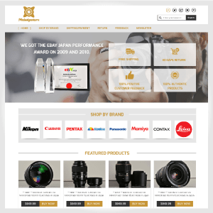 Matsuiastore.com – Custom Ecommerce Website from Scratch with WooCommerce  & eBay Integration