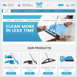 WISP Industries – One of the Most Unique eBay Shop and Template Design Customization