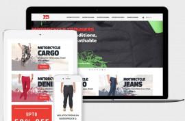 Hbriderwear – Custom Magento Website Integrated with Amazon FBA & Marketplaces-min