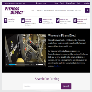 Fitness Direct – Utilizing the power of M2E PRO to manage eBay sales