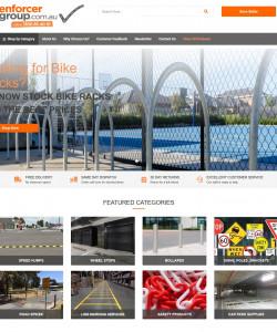 Enforcer Group Australia – Neto to eBay Integration and eBay Template Customization