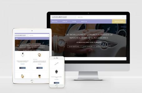 Luxury Bazaar – Complex eBay Store Template Customization-f