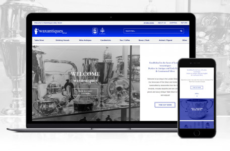 Waxantiques.co.uk – Professional eBay Store & Product Template with M2E PRO Integration