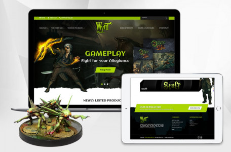 Wyred Games – Helping a Powerful Brand to Launch on eBay and Amazon